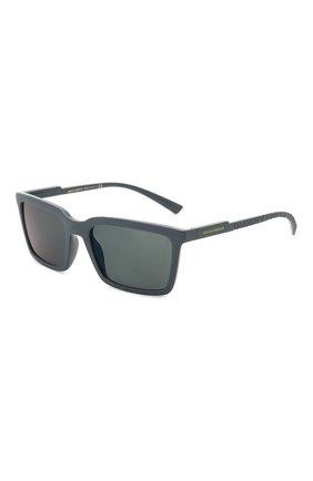 Мужские солнцезащитные очки DOLCE & GABBANA синего цвета, арт. 6151-329625 | Фото 1