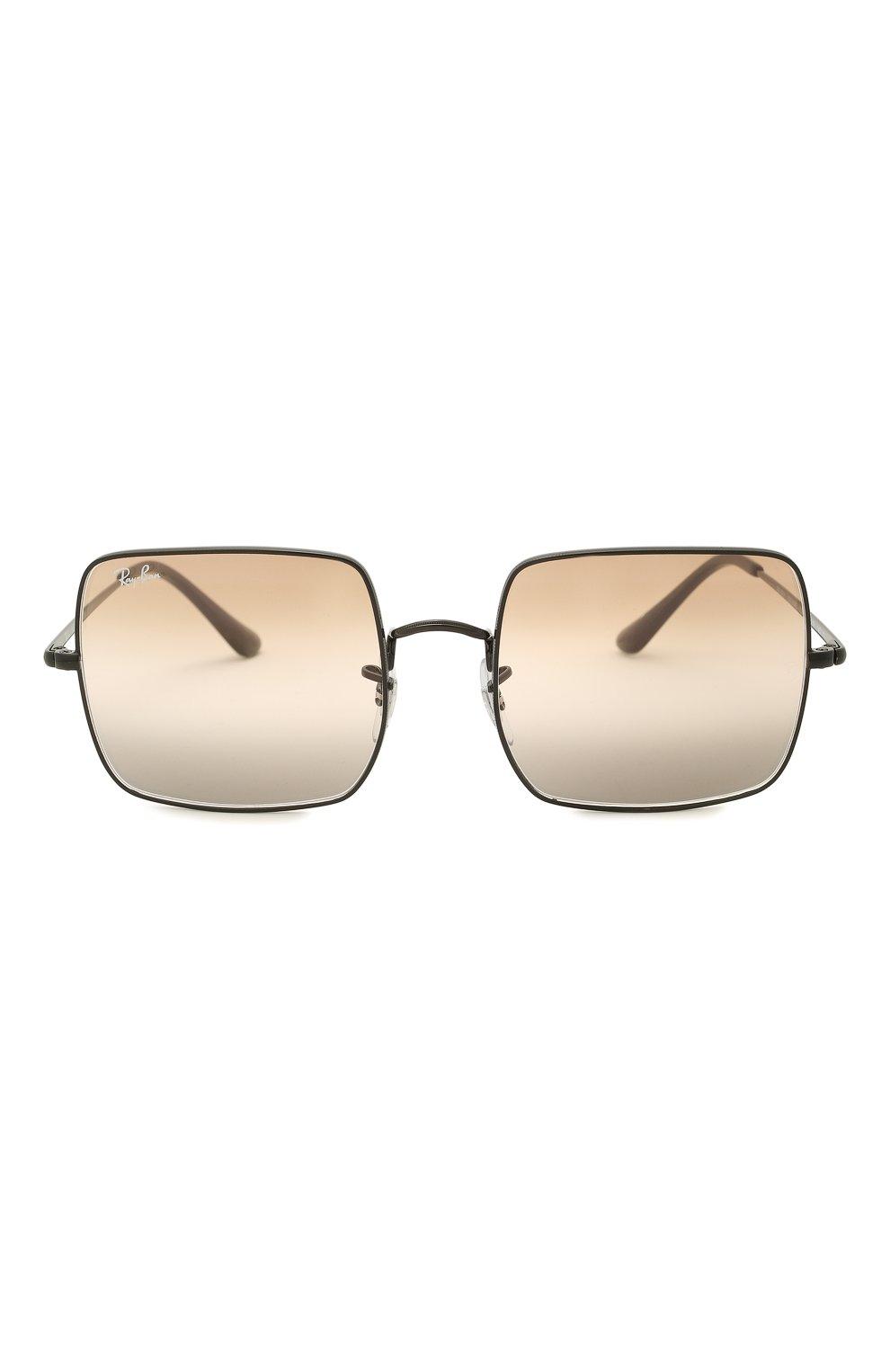 Женские солнцезащитные очки RAY-BAN черного цвета, арт. 1971-002/GG | Фото 4