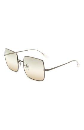 Женские солнцезащитные очки RAY-BAN бежевого цвета, арт. 1971-004/GH | Фото 1