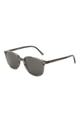 Женские солнцезащитные очки RAY-BAN серого цвета, арт. 2193-1314B1 | Фото 1