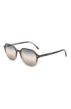 Женские солнцезащитные очки RAY-BAN серого цвета, арт. 2194-1326GE | Фото 1