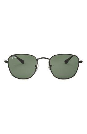 Детские солнцезащитные очки RAY-BAN черного цвета, арт. 9557S-287/71 | Фото 2