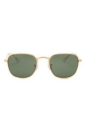 Детские солнцезащитные очки RAY-BAN зеленого цвета, арт. 9557S-286/71 | Фото 2