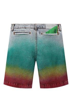 Детские джинсовые шорты JACOB COHEN разноцветного цвета, арт. P1317 T-02010-W7   Фото 2