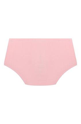 Женский комплект из платья и шорт MOSCHINO розового цвета, арт. MDV08R/LBA00 | Фото 5