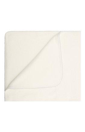 Детского комплект из полотенца и рукавицы KISSY KISSY серого цвета, арт. 48609 | Фото 2