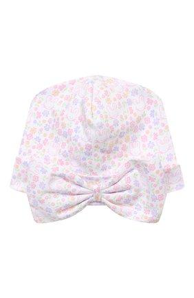 Детского хлопковая шапка KISSY KISSY разноцветного цвета, арт. KG506217N | Фото 1