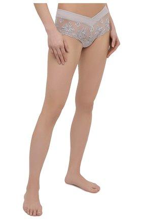 Женские трусы-шорты CHANTELLE светло-серого цвета, арт. C26040 | Фото 2