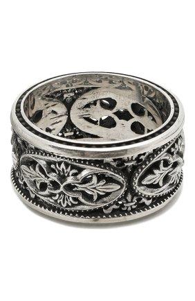 Женское серебряное кольцо акантус GL JEWELRY серебряного цвета, арт. M700001-S97-01 | Фото 1