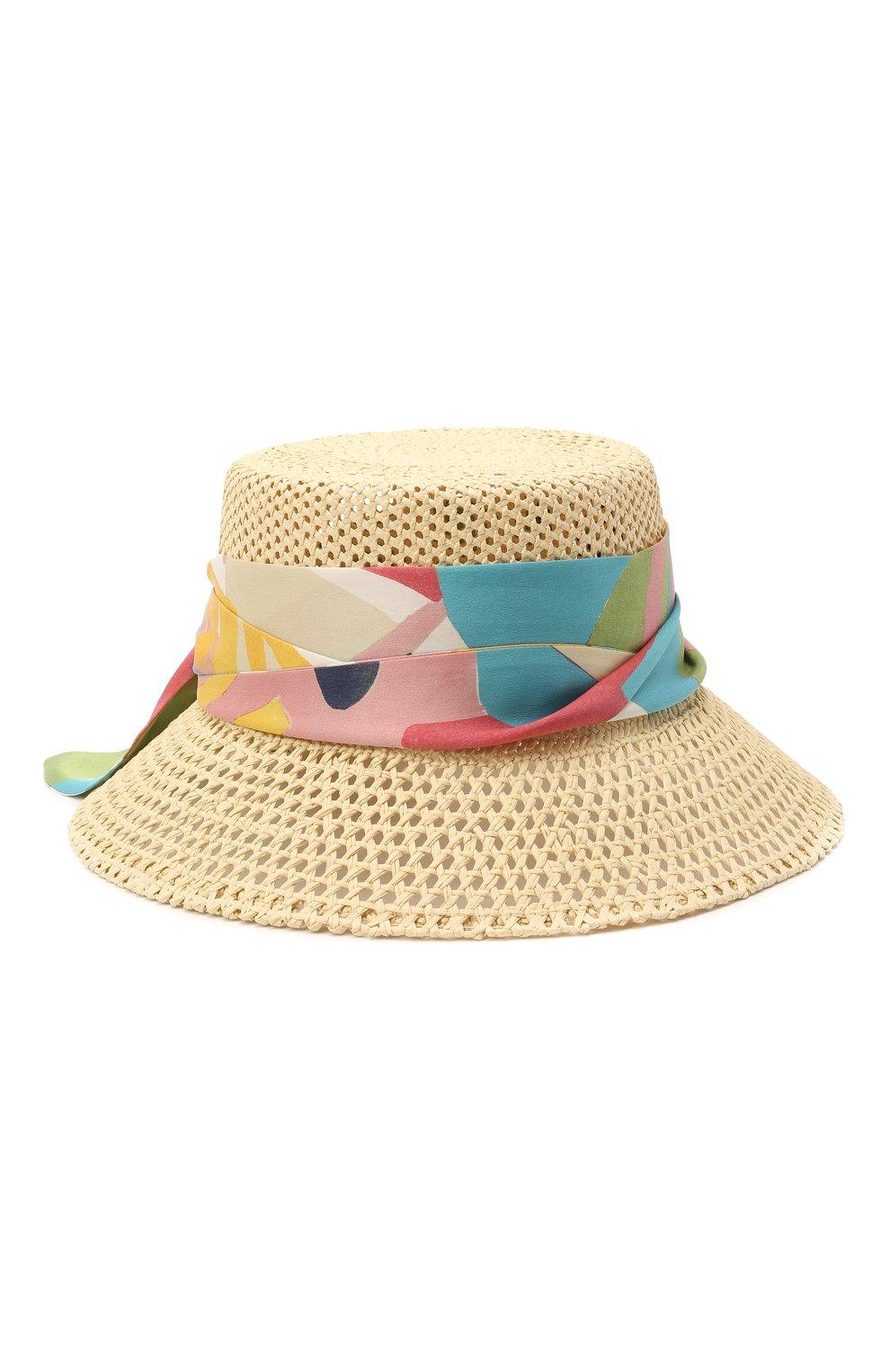 Женская шляпа INVERNI бежевого цвета, арт. 5176 CP | Фото 1