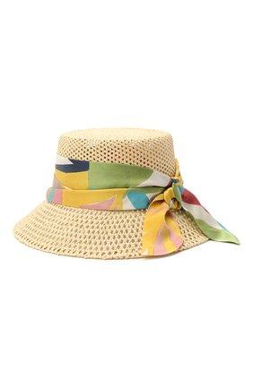 Женская шляпа INVERNI бежевого цвета, арт. 5176 CP | Фото 2