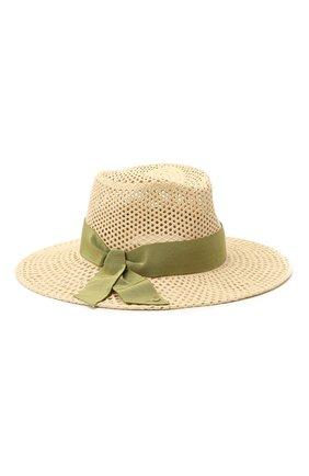 Женская шляпа INVERNI светло-бежевого цвета, арт. 5183 CP   Фото 1