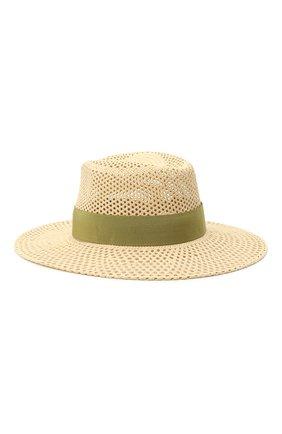Женская шляпа INVERNI светло-бежевого цвета, арт. 5183 CP   Фото 2
