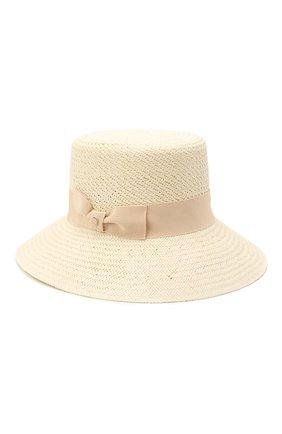 Женская шляпа INVERNI бежевого цвета, арт. 5184 CP   Фото 1