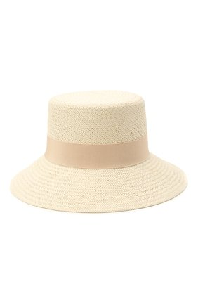 Женская шляпа INVERNI бежевого цвета, арт. 5184 CP   Фото 2