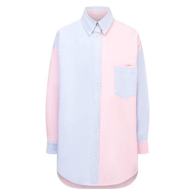 Хлопковая рубашка Forte Dei Marmi Couture