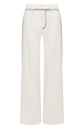 Женские брюки AREA белого цвета, арт. RE21P09032 | Фото 1