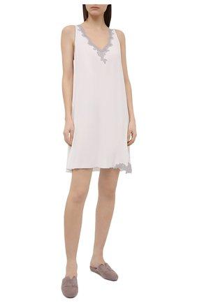 Женская сорочка GIANANTONIO PALADINI белого цвета, арт. S15PC01/X/6   Фото 2