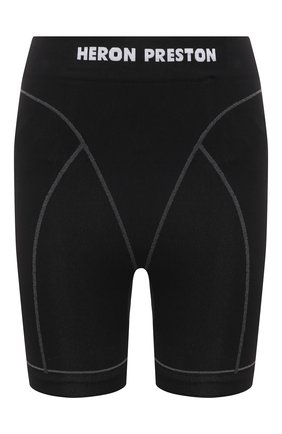 Женские шорты HERON PRESTON черного цвета, арт. HWVH002R21KNI0011001 | Фото 1