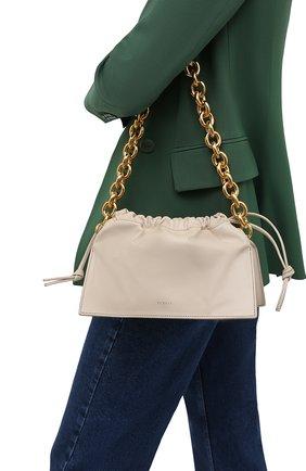 Женская сумка bom YUZEFI бежевого цвета, арт. YUZC0-HB-B0-01   Фото 2