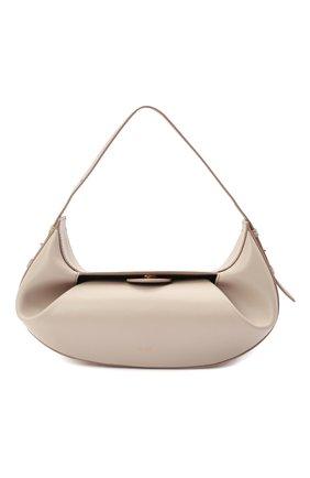 Женская сумка fortune cookie YUZEFI бежевого цвета, арт. YUZC0-HB-FC-01   Фото 1