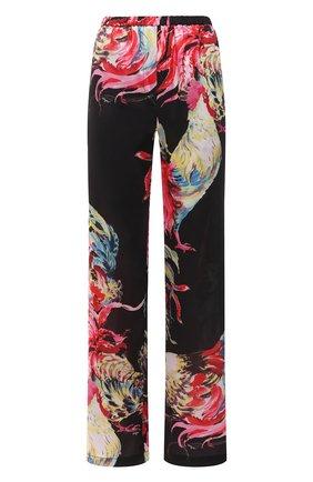 Женские брюки MSGM разноцветного цвета, арт. 3042MDP114 217352 | Фото 1