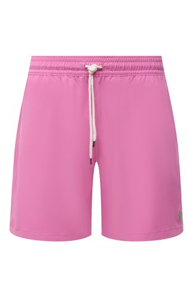 Мужские плавки-шорты POLO RALPH LAUREN розового цвета, арт. 710829851 | Фото 1