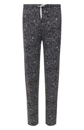 Мужские домашние брюки ZIMMERLI темно-синего цвета, арт. 5185-95621 | Фото 1