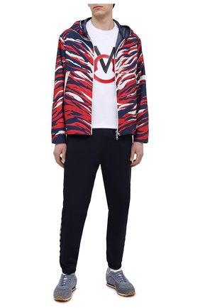 Мужская куртка chardon MONCLER разноцветного цвета, арт. G1-091-1A749-00-5956K | Фото 2