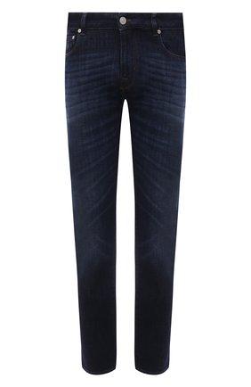 Мужские джинсы PT TORINO темно-синего цвета, арт. 211-C5 PJ05Z30BAS/TX16 | Фото 1