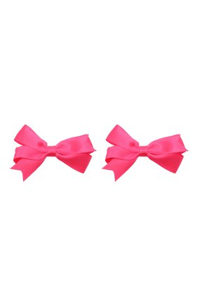 Детская комплект из двух заколок JUNEFEE розового цвета, арт. 6337   Фото 1