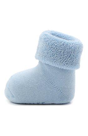 Детские хлопковые носки FALKE голубого цвета, арт. 10612. | Фото 2