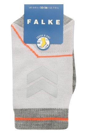 Детские носки FALKE белого цвета, арт. 12978. | Фото 1