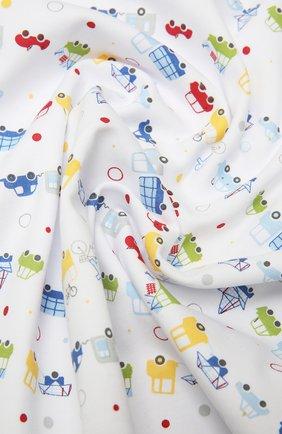 Детского хлопковое одеяло KISSY KISSY разноцветного цвета, арт. KB7060930 | Фото 2