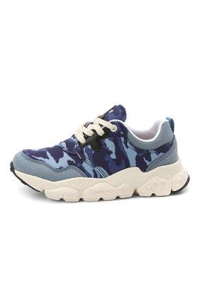 Детские кроссовки NATURINO синего цвета, арт. 0012015493/10/27-32   Фото 2