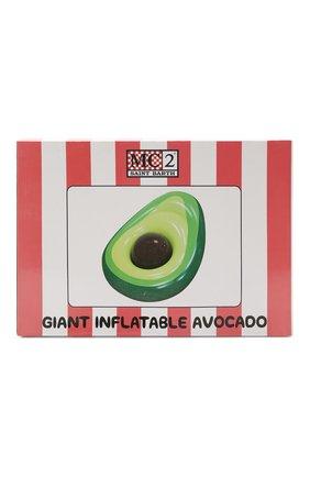Детского надувной круг MC2 SAINT BARTH зеленого цвета, арт. STBA INFLATABLE FL0AT/INF0001 | Фото 1