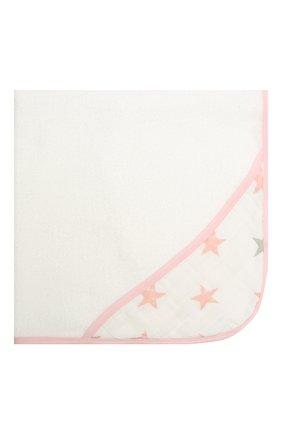 Детского набор из двух полотенец ADEN+ANAIS розового цвета, арт. EHTC20001B | Фото 2 (Материал: Текстиль, Хлопок)