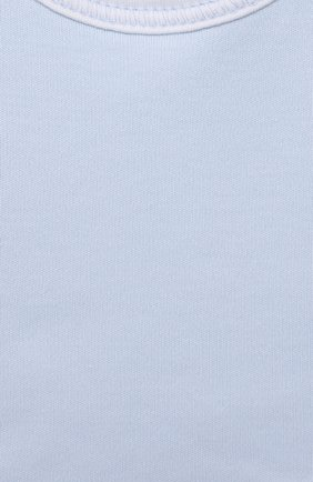 Детский комплект из трех нагрудников KISSY KISSY голубого цвета, арт. 384142   Фото 2