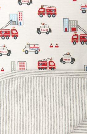 Детского хлопковое одеяло KISSY KISSY разноцветного цвета, арт. KB7056410 | Фото 2