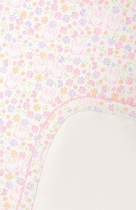 Детского хлопковое одеяло KISSY KISSY разноцветного цвета, арт. KG7062150 | Фото 2
