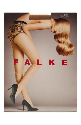 Женские капроновые колготки FALKE бежевого цвета, арт. 41190 | Фото 1