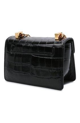 Женская сумка 001 small TOM FORD черного цвета, арт. L1384E-LCL150 | Фото 3