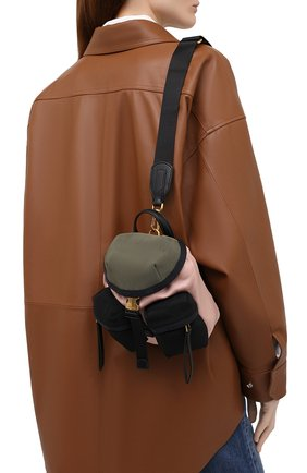 Женский рюкзак dauphine mini MONCLER разноцветного цвета, арт. G1-09B-5L702-00-02STM | Фото 2