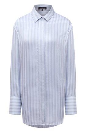 Женская рубашка из вискозы и шелка BARBARA BUI разноцветного цвета, арт. X1405XEB | Фото 1