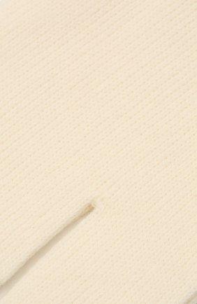 Женские хлопковые носки MAISON MARGIELA белого цвета, арт. S51TL0042/S17264 | Фото 2