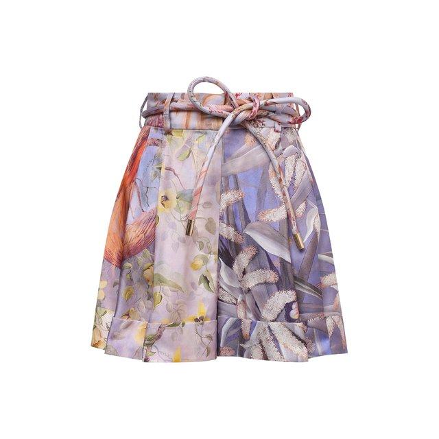 Шелковые шорты Zimmermann