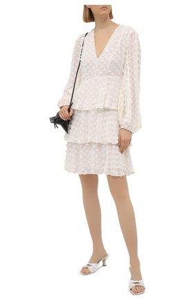 Женское платье ZIMMERMANN белого цвета, арт. 1327DRB0T | Фото 2