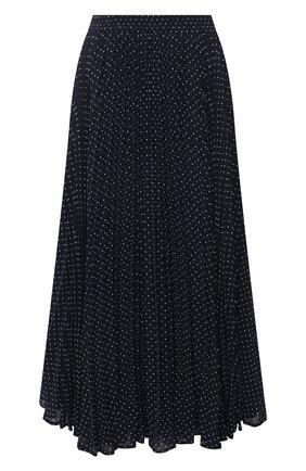 Женская плиссированная юбка MICHAEL MICHAEL KORS синего цвета, арт. MS17F1R259 | Фото 1