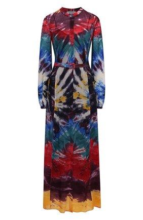 Женское кашемировое платье GABRIELA HEARST разноцветного цвета, арт. 221426 C036 | Фото 1