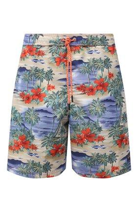 Мужские плавки-шорты PAUL&SHARK разноцветного цвета, арт. 21415030/FH4   Фото 1